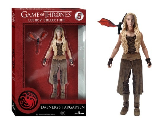 Game of Thrones Daenerys Funko Legacy Collection