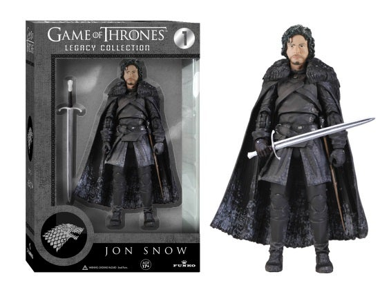 Game of Thrones Jon Snow Funko Legacy Collection