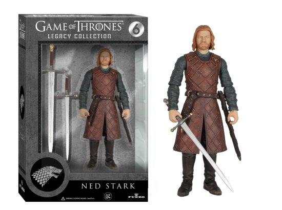 Game of Thrones Ned Stark Funko Legacy Collection