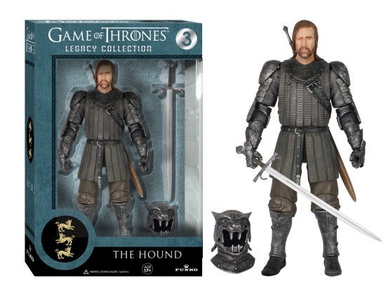 Game of Thrones The Hound Funko Legacy Collection