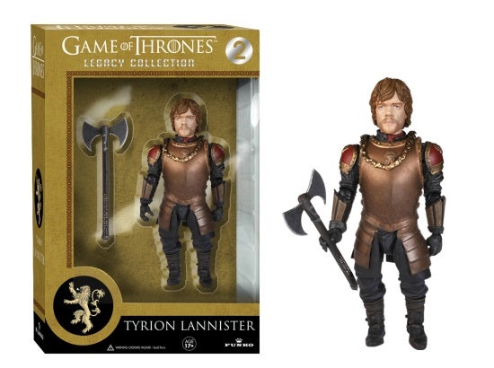 Game of Thrones Tyrion Funko Legacy Collection