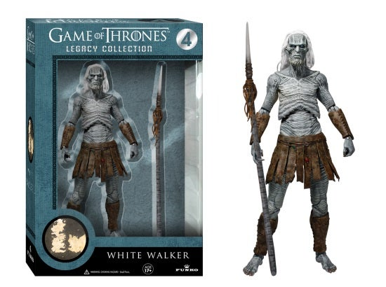 Game of Thrones White Walker Funko Legacy Collection