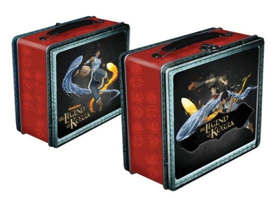 Legend of Korra Lunch Box