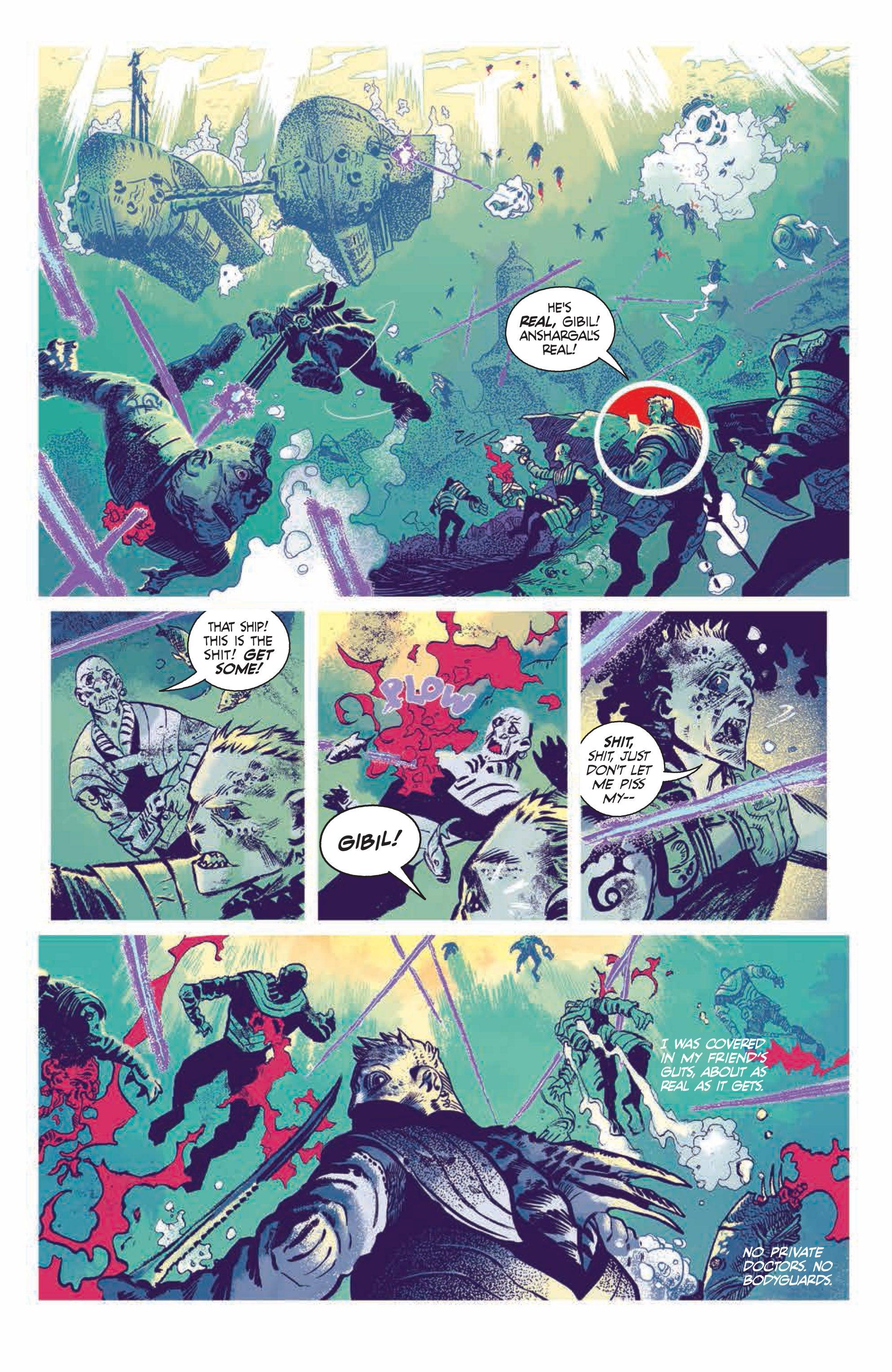 Image Comics Preview: Undertow #1