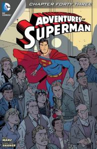adventures of superman shaner