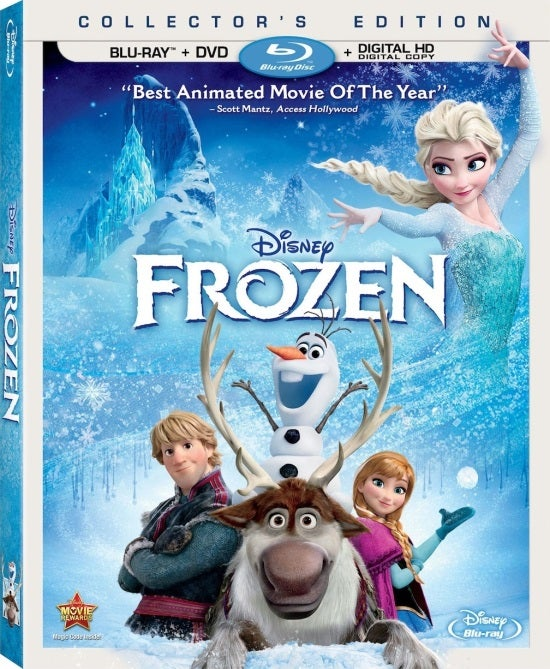 Frozen Has The Best Making Of Featurette Ever