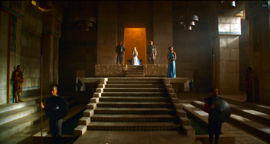 Game of Thrones - Daenerys' Throne Room