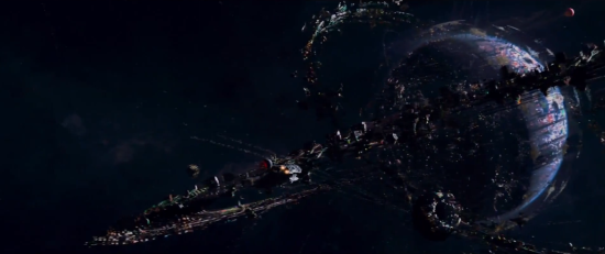 Jupiter Ascending International Trailer Released