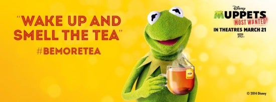 muppets be more tea