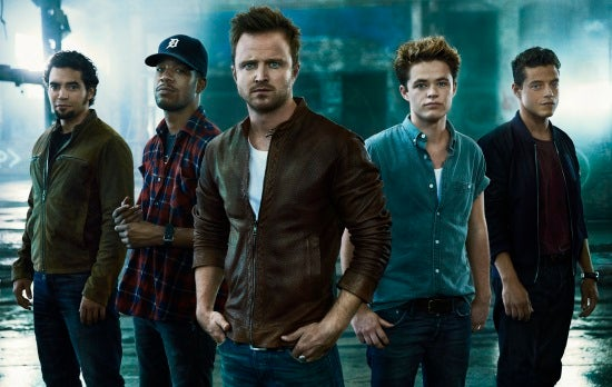 Need For Speed Meet The Cast