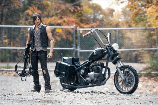 Reedus Action Figure
