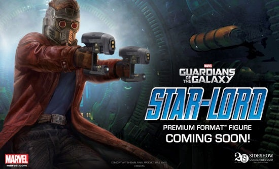 Star-Lord by Sideshow Collectibles