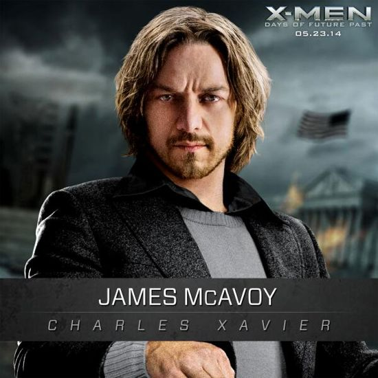X-Men Days of Future Past James McAvoy
