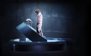Charles Xavier and Cerebro