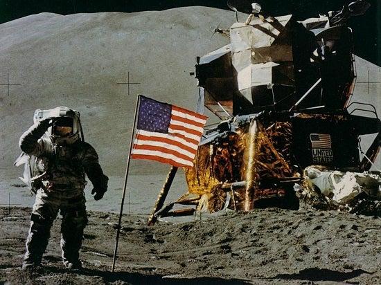 Moon Landing Wallpapers 3