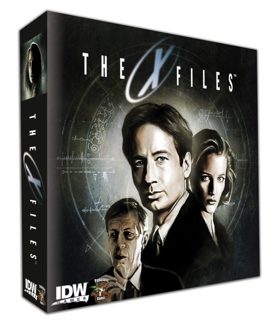XFiles Board Game