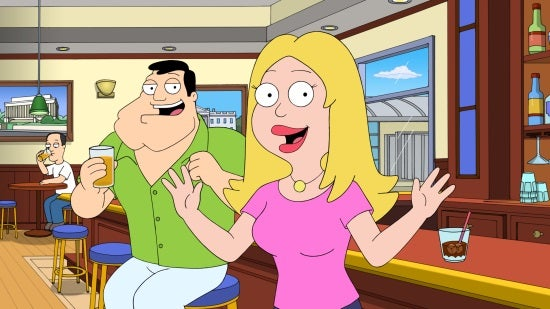 American Dad - Introducing the Naughty Stewardess