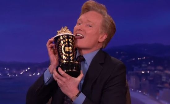 Conan MTV Movie Awards