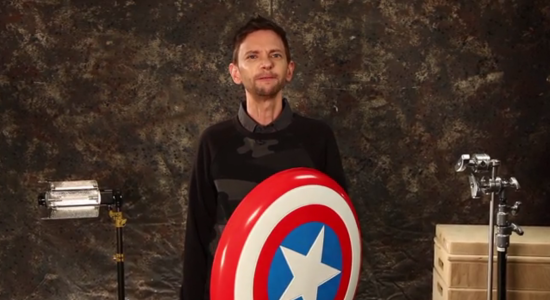 dj qualls captain america