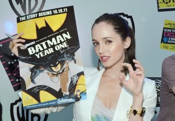 Eliza Dushku Would Play Catwoman Again For Batman vs. Superman