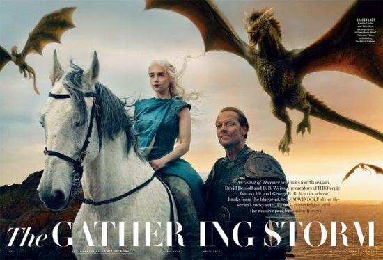 Game of Thrones- Vanity Fair