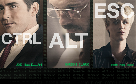 Halt And Catch Fire Trailer Released
