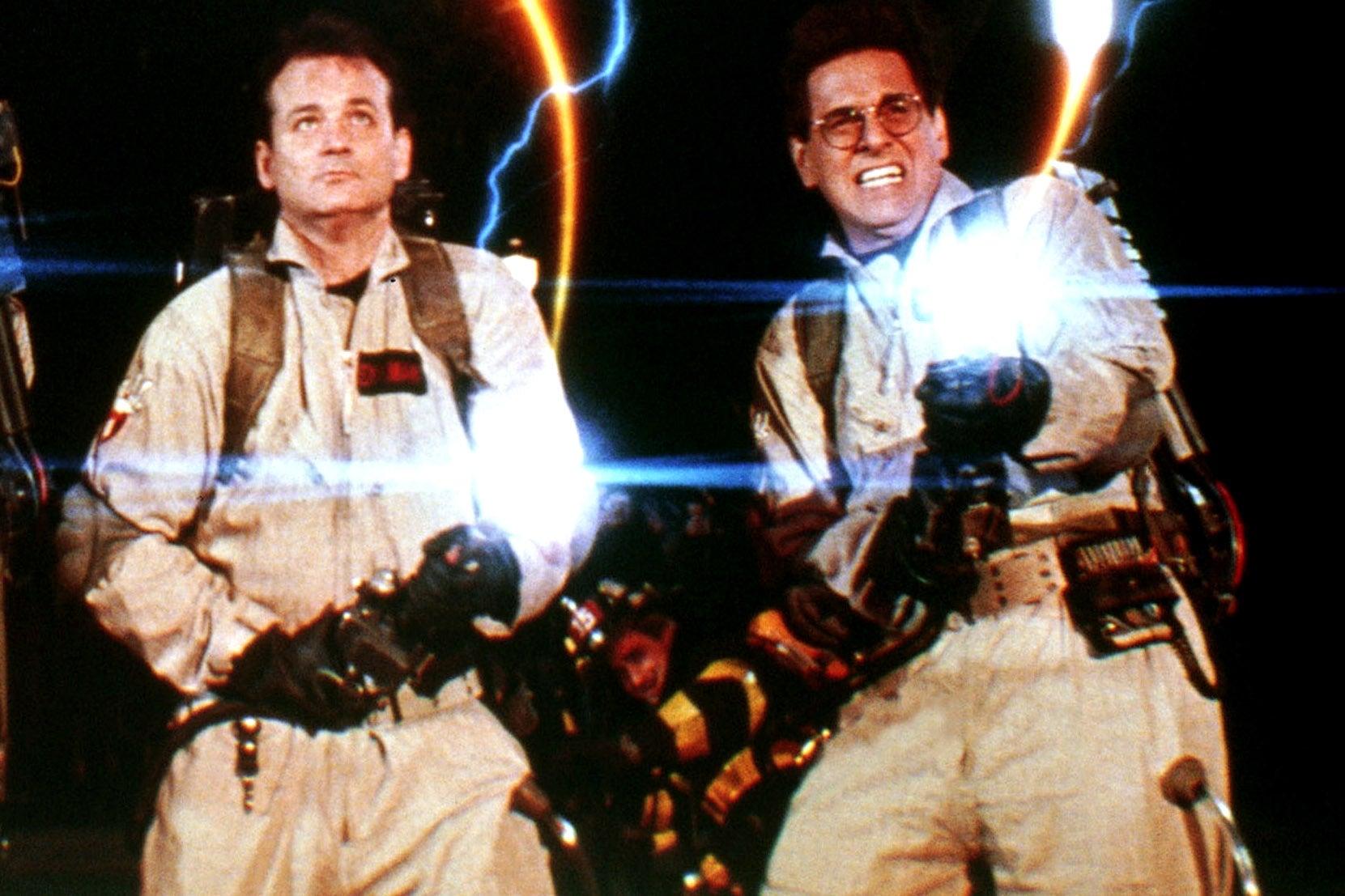Ghostbusters 3 Happening Without Director Ivan Reitman