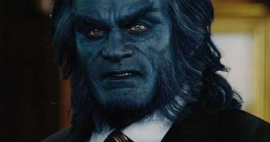 X-Men Days of Future Past: Kelsey Grammer Shoots Beast Cameo