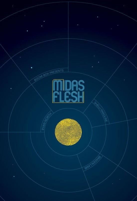 The Midas Flesh #1