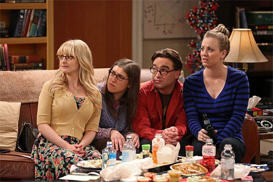 The Big Bang Theory The Mommy Observation