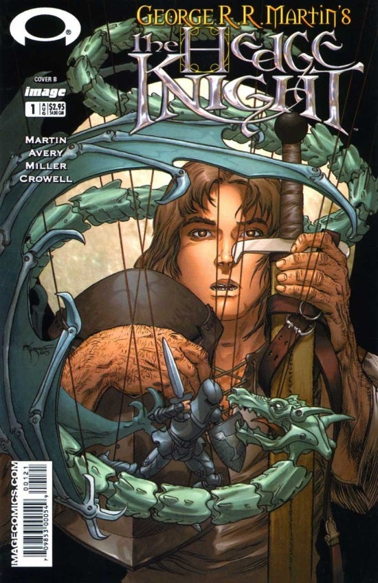 The Hedge Knight (Comic Adaptation)