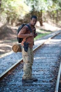 The Walking Dead Alone Bob Stookey