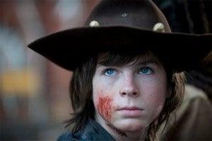 The Walking Dead Season 4 Finale Carl