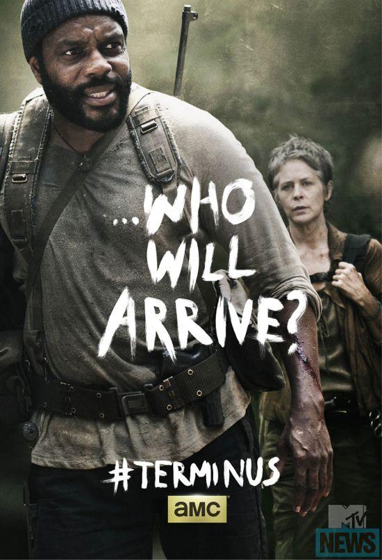 The Walking Dead Season 4 Finale Tyreese