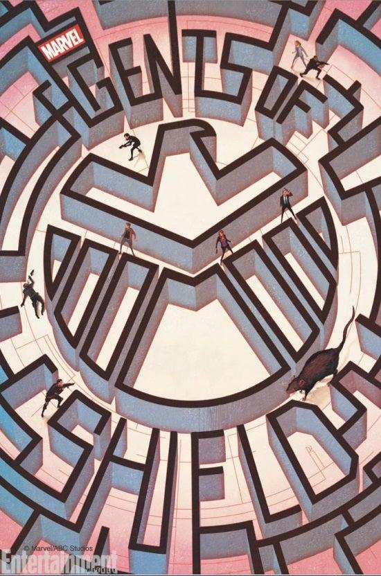 Agents of S.H.I.E.L.D. - Turn, Turn, Turn