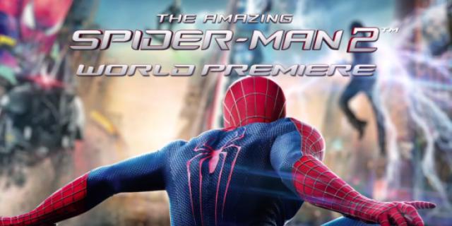 Amazing Spider-Man 2 World Premiere