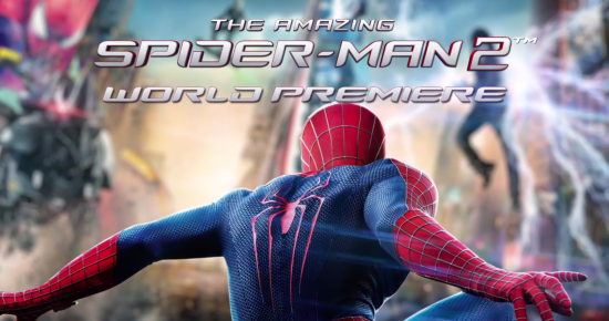 Amazing Spider-Man 2 World Premiere