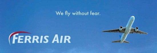 Ferris Air poster