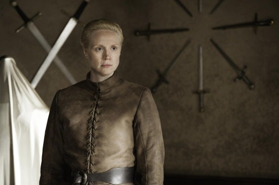 Game of Thrones - Oathkeeper - Brienne of Tarth