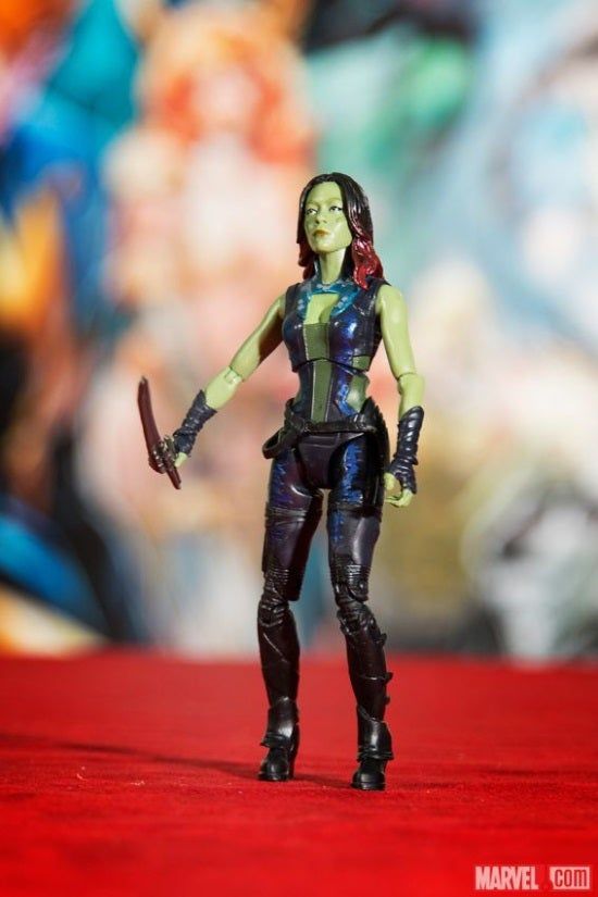 Marvel Legends Guardians of the Galaxy - Gamora