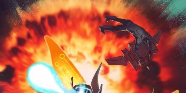 Infinite Crisis - Blue Beetle art