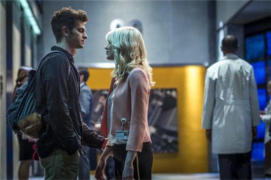 Amazing Spider-Man 2 MTV Movie Awards