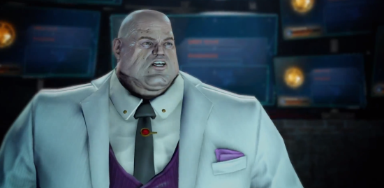 amazing spiderman 2 game kingpin