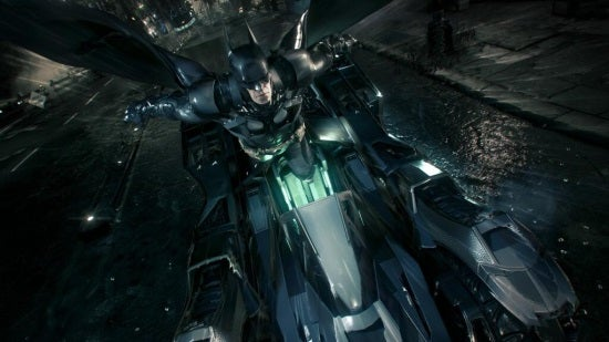 Batman: Arkham Knight - Eject