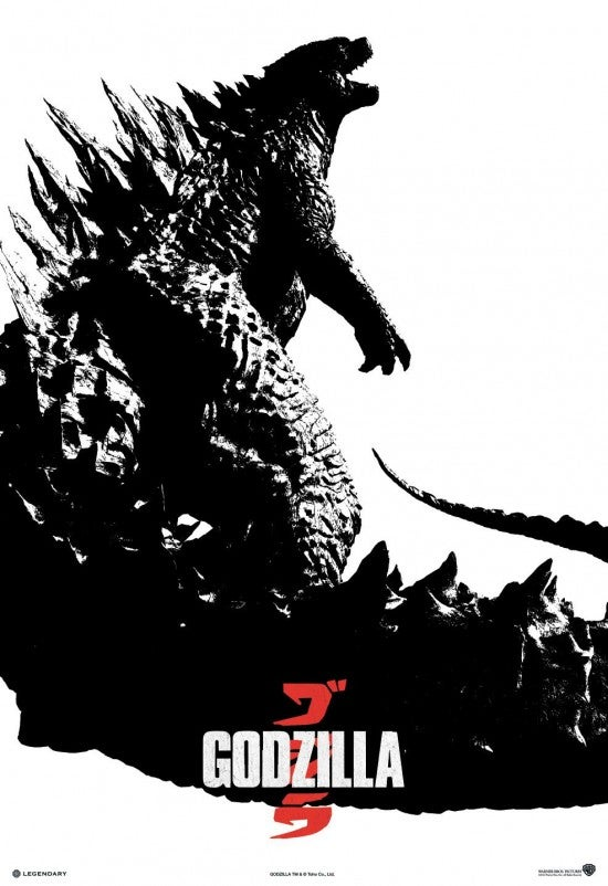 godzilla-poster-black-and-white