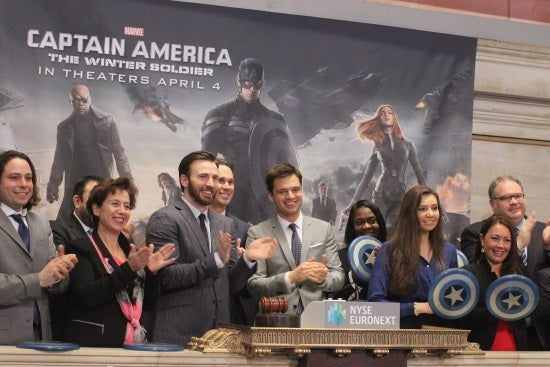 captain america the winter soldier at nyse (1)