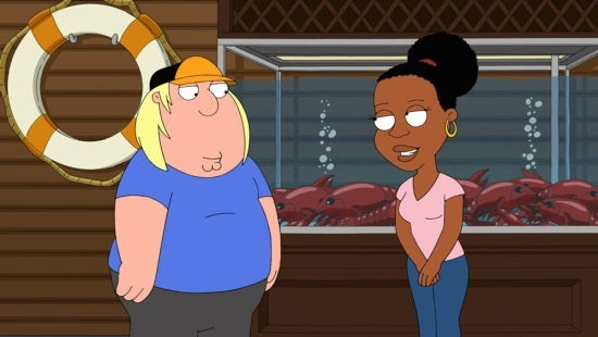 Family Guy - Baby Got Black