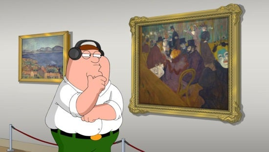 family guy the most interesting man in the world