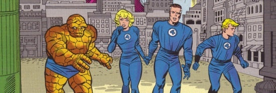 Fantastic Four Stars Might Not Wear Blue Suits In Film