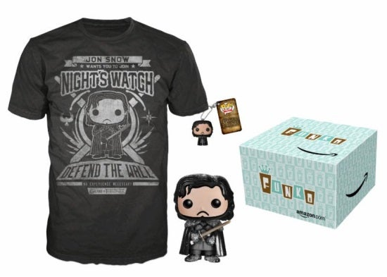 Funko Pop! Jon Snow Bundle